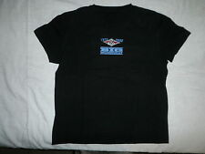 "BEAR SURF T-SHIRT ""BIG WEDNESDAY"" 30th ANNIVERSARY COLLECTION NERA TG/SZ M"