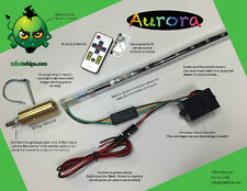 6' Aurora Whip Multi Colored Made in America Polaris RZR XP 1000 800 570 900 ace