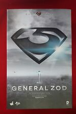 1/6 Hot Toys Man Of Steel General Zod MMS216 Empty Box*US Seller*