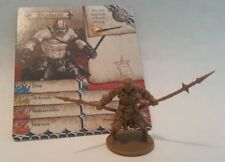 SPEARHEAD - Nux Mad Max Fury Road - Zombicide Green Horde - Miniature & card