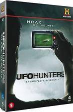 UFO hunters - Seizoen 1 - Dutch Import  DVD NEUF
