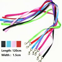 XS Dog Leash Lead Nylon Durable Comfortable for Small Dogs Walking Training 4FT