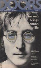 """THE WEB BRINGS JOHN LENNON TO LIFE - """"DOORS"""" MAGAZINE (3rd December 2000)"""