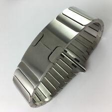 Original Apple Watch Series 5 4 3 2 Link Bracelet band stainless steel 42mm 44MM
