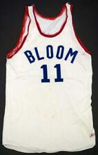 Mike Bloom Attributed Early Game-Used Jersey Lot 302