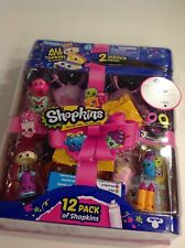 "Shopkins Join The Party ""Lanterns"" - Season 7 - 12 Pack - NIP - Sealed"