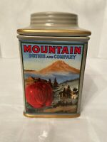 Oneida Label Collection Canister Mountain Duthie & Company