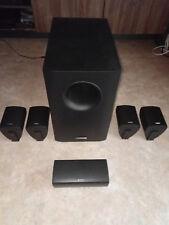 Canton Movie 135 5.1 Surround Sound System mit Subwoofer