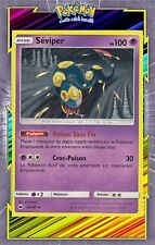 Séviper - SL03:Ombres Ardentes - 50/147 - Carte Pokemon Neuve Française