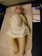 """16"""" German A&M  Baby Phyllis body with repaired head"""