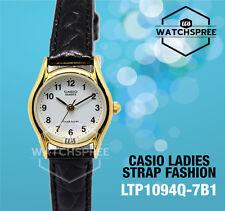 Casio Strap Fashion Ladies Watch LTP1094Q-7B1