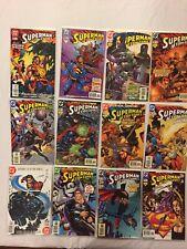 Action Comics #761,762,763,764,765,766,767,768,769,770,771,772 (2000, DC Comics)