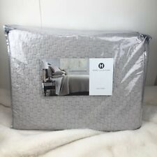 Hotel Collection Speckle KING Quilted Coverlet NEW