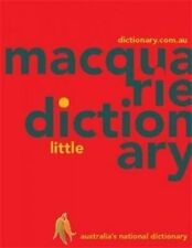 Macquarie Little Dictionary by MacQuarie Library Pty.Ltd (Paperback, 2014)