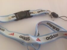 Adidas Lanyard brand new blue white