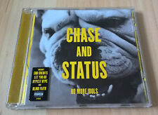 CHASE AND STATUS - NO MORE IDOLS - CD (EX. cond.)