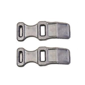 2X New Rear Rack Door Rubber Straps For Honda TRX200 TRX250 TRX300 81309-958-680