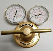 Harris Cga E 4 Single Stage Regulator Model 425 125 Gauge