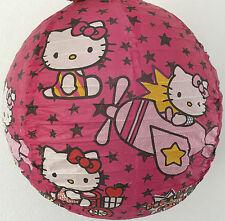 Hello Kitty Lampenschirm Pink für Mädchen Kinderzimmer