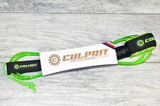 Culprit Surf 6ft Pro Performance Comp Surfboard Leash - Neon Green