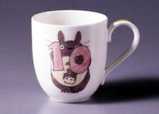 October Noritake Totoro Studio Ghibli Museum Month of birth Mug Cup Japan 6022