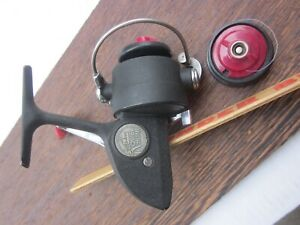 DAM QUICK 110N GORGIOUS SPINNING REEL W/XTRA SPOOL-100% MECHANICAL & CLEAN TOO!