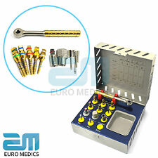 OSSO dentale Kit di espansione Sinus Lift Implant Compressione Kit chirurgici dentista Laboratorio