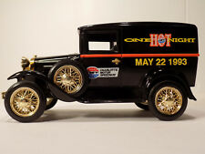 Racing Champions # 00224 1929 Model A Van Charlotte Motor Speedway One Hot Night