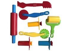 Dough Tools For Play Doh Pack Of 8 Modelling Craft Set