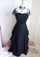 Taffeta Ballgowns Original Vintage Dresses for Women
