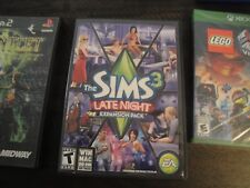 Sims 3: Late Night (Windows/Mac, 2010)
