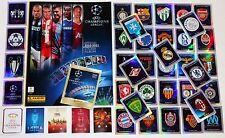 PANINI CHAMPIONS LEAGUE 2010/2011 15 Sticker per scegliere * cl 10/11 *