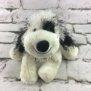 Ganz Webkins Cheeky Dog Plush Shaggy Beanbag Stuffed Animal Puppy Soft Toy
