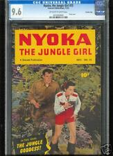Nyoka, the Jungle Girl #73  CGC 9.6  NM+  Universal
