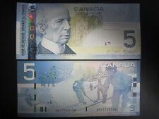 Canada P-101a 2010(2006) 5 Dollar (Gem UNC)