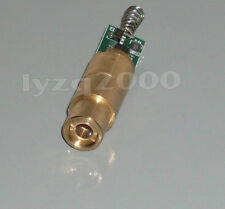 real high quality 200mw 532nm green laser module driver reverse protection