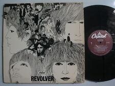 BEATLES Rubber Soul ROCK LP CAPITOL Rare Purple Label