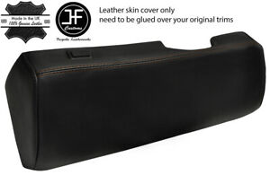 BROWN STITCH DRIVER UNDER DASH TRIM LEATHER COVER FITS BMW 6 E24 HIGHLINE L6