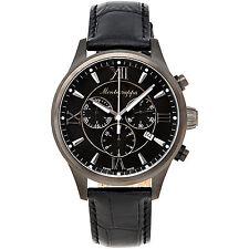 Montegrappa Fortuna Chronograph Watch Men's Watch Swiss Made IDFOWCLG