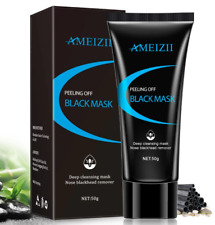 Deep Facial Cleansing Purifying Black Peel Off Mask Blackhead Remover FAST SHIP
