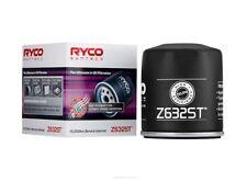 Ryco Syntec Oil Filter Z632ST fits Ford Ranger 3.0 TDdi 4x4 (PJ), 3.0 TDdi 4x...