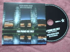 SACRED MOTHER TONGUE-OUT OF THE DARKNESS 10 TRACK PROMO CD
