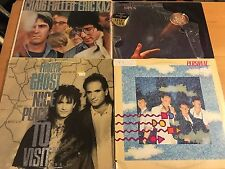 Alternative Rock-4 LP Lot-Opus-Frozen Ghost-FX Personal-Craig Fuller Eric Kaz