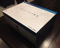 Destiny 2 Collector's Edition Empty (BOX ONLY, NO GAME) PlayStation 4 PS4