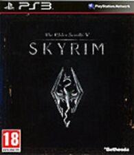 SKYRIM    THE ELDER SCROLLS V                -----   pour PS3