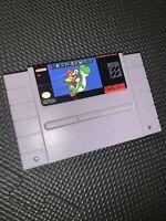 Super Mario World (Super Nintendo, 1991) Authentic Tested Working