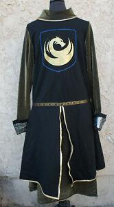 KNIGHT SQUAD TV Prop Muto Little Custom knight costume Medieval Renaissance L A