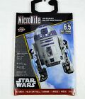 "STAR WARS R2-D2 MINI Mylar Kite 6.5"" NEW Ready To Fly MicroKite X Kites Disney"