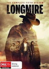 Longmire : Season 5 (DVD, 2018, 3-Disc Set)