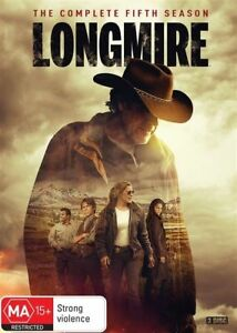 Longmire Season 5 : NEW DVD